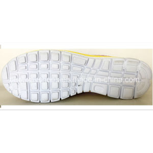 Comfortable Footwear Colorful Sport Shoes with Flyknit Upper Casual Shoes pictures & photos