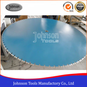 1500mm Diamond Blades for Wall Saws Reinforced Concrete Cutting pictures & photos