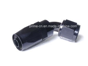 -10 45 Degree Swivel-Seal Female Aluminum Hose End Fitting pictures & photos