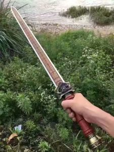 Handmade Longquan Sword Dragon Sword Kd011 pictures & photos