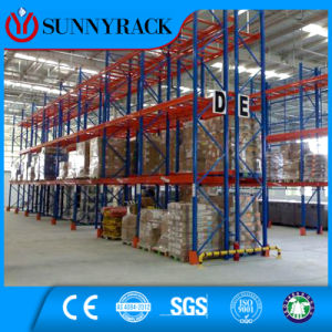 Warehouse Storage Selective Pallet Racking System