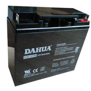 Hot Sale 12V 18ah Gel Solar Battery for Solar Systems pictures & photos