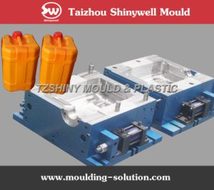 Extrusion Blow Mould for Oil Can pictures & photos