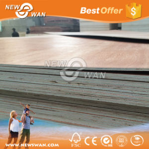 Linyi Factory Timber Okoume Commercial Plywood for Furniture pictures & photos