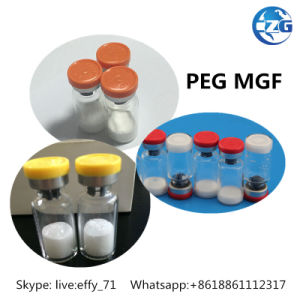 Injectable 99% Purity Weight Loss Peptide Peg-Mgf pictures & photos