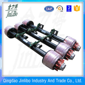 ISO Stud Square 10hles Axle Factory Directly pictures & photos