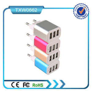 Mobile Phone Travel USB Chargers pictures & photos