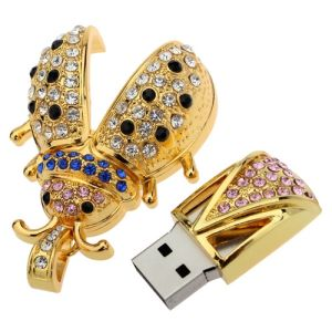 Memory Stick Best Selling Jewelry USB Flash Drives Pendrive pictures & photos