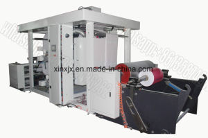 2 Color Paper Flexographic Printing Machine Gyt21200 pictures & photos