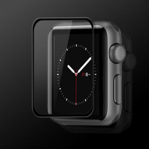 Asahi Glass Delicate Touch Hardened Glass Film Phone Accessories for Apple Watch