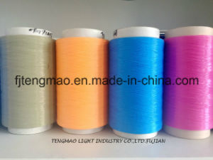 450d Yellow FDY PP Yarn for Webbings pictures & photos