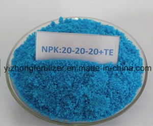 High Quality Cheap Multi-Element Compound Water Soluble Fertilizer Prices NPK 19-19-19+Te pictures & photos