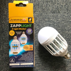 Zapplight LED Light and Insect Killer pictures & photos