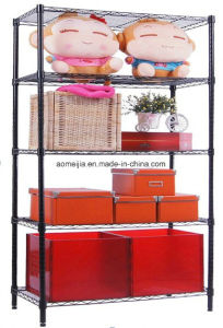 Metal Wire Display Exhibition Storage Shelving for Romania   Shelf pictures & photos