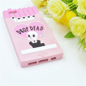 New Designs Silicone Cigarette Case for iPhone 6 6splus 7 7plus Soft Cartoon Productions pictures & photos