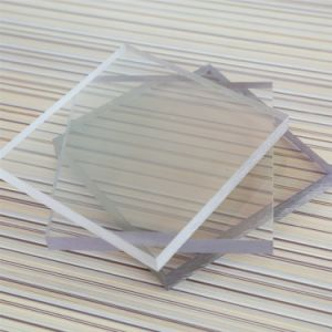 UV Protected Polycarbonate Sheet for Building pictures & photos