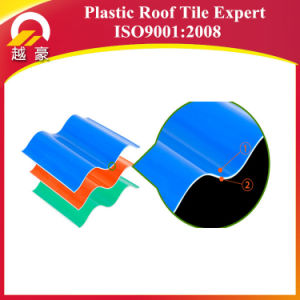 Yuehao 4 Layers Asapvc Anti-Aging Roof Tile