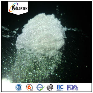 Multicolor Diamond Pigment, Crystal Pearl Pigments Cosmetic Pigment Supplier pictures & photos