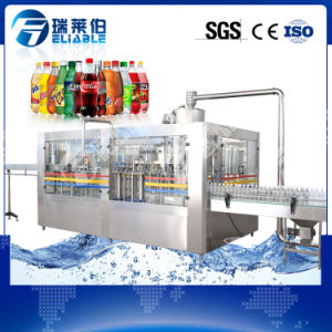 7000bph Carbonated Soft Energy Drink Filling Making Machine pictures & photos