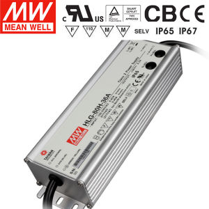 Meanwell LED Power Supply Hlg-80h-12A pictures & photos