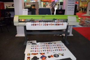 Helitin 1440dpi PVC/Vinyl/Sticker/Label/Poster/Wall Paper Print and Cut Two in One Plotter pictures & photos