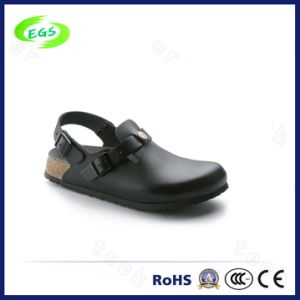 ESD PU Shoes for Workers pictures & photos