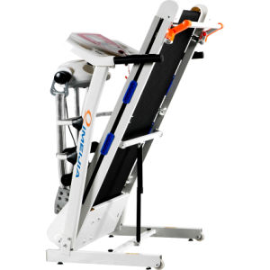 Motorized Treadmill with Massager (QMJ-618) pictures & photos