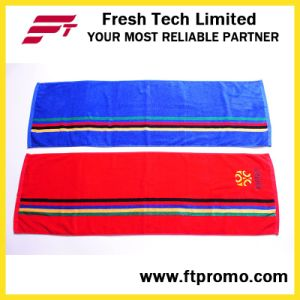 Cotton Printed Hand Face Custom Towel for Promotion pictures & photos