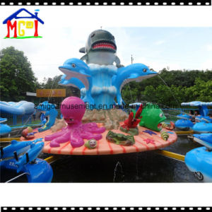 Water Game Amusement Park Equipment Shark Island for Outdoor Playground pictures & photos