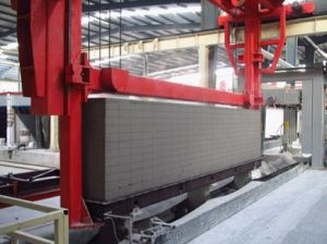 Lightweight Concrete AAC Block Autoclaved Aerated Concrete Block pictures & photos