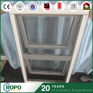 Storm Proof PVC Profile Awning Window with Retractable Fly Screen pictures & photos