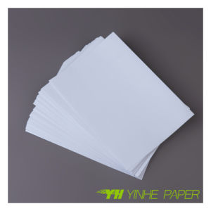 Semi Glossy Self Adhesive Paper pictures & photos