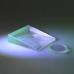 Giai Customized Coated Fused Silica Wedge Prism for Projections pictures & photos