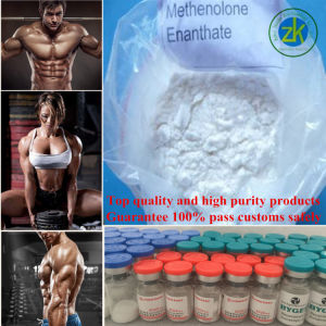 Muscle Anabolic Steroid Methenolone Enanthate Drugs Powder 99% pictures & photos