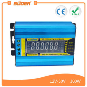Souer 12V MPPT Boost Voltage Charge Controller Solar Charger (MPVB-P300) pictures & photos