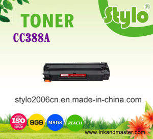 Cc388A (88A) Toner Cartridge for Use HP Laserjet Printer pictures & photos
