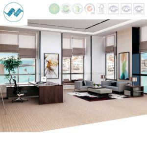 Modern Office Furniture L-Shape Office Desk Melamine Computer Desk (Joiner-ED26) pictures & photos