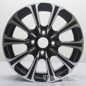 Customize Alloy Wheel Face Polished 15 Inch Car Rims pictures & photos