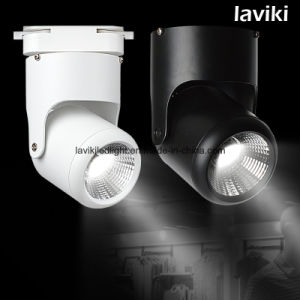 Track Rail and Surface Mounted LED Track Light 12W