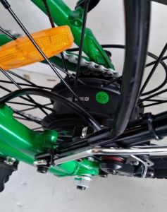 Folding E-Bike with Hidden Battery 36V 10ah pictures & photos