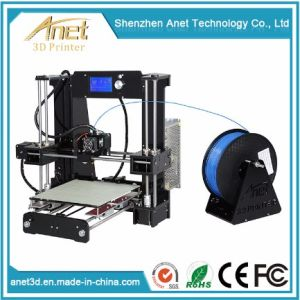 Anet Adiy 3D Printer Kit with Printer Parts and Printing Materials Plus Build Plate pictures & photos