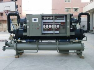 280kw Scroll Water Cooled Chiller pictures & photos