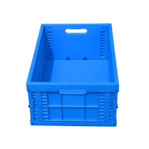 600X400 High Quality Foldable Plastic Distribution Solid Boxes for Sale pictures & photos