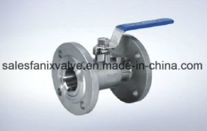 Whole Type Flanged Ball Valve pictures & photos