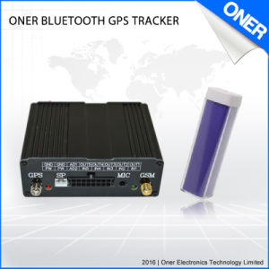 New Level Bluetooth GPS Tracker with Engine Block by Bluetooth pictures & photos
