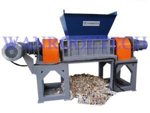 Plastic Wood/ Paper/ Metal /Tdf Car Tire / Tyre Shredder pictures & photos