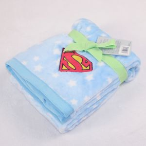 Cozy Fleece Baby Blankets for Boy pictures & photos