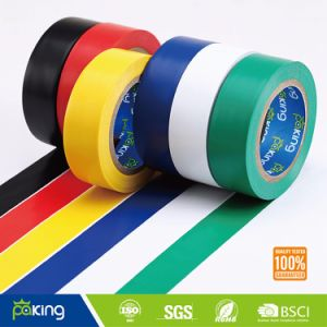 Excellent Black PVC Electrical Insulation Tape pictures & photos