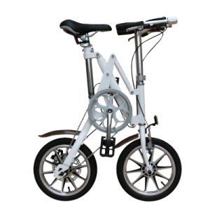 18 Inch Four Color Carbon Steel Folding Bike/Aluminum Alloy Folding Bicycle/Electric Bicycle/Kid Bike/Single Speed/Variable Speed Vehicle pictures & photos