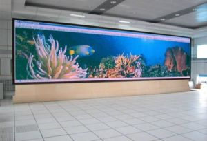 Slim Rental Light Weight LED Display Video Wall Screen P4 pictures & photos